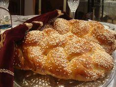 Challah using a bread machine