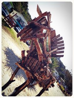 Swell Sculpture Festival, Currumbin, 2013