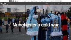 Manchester's cold war, BBC News