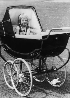 1963 A very young Diana in a fancy pram.  via @AOL_Lifestyle Read more: http://www.aol.com/article/2016/06/29/princess-dianas-gravesite-is-getting-a-multimillion-dollar-make/21421568/?a_dgi=aolshare_pinterest#fullscreen