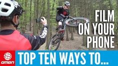 Top 10 Ways To Make A Mountain Bike Edit On Your Phone - VIDEO - http://mountain-bike-review.net/mountain-bikes/top-10-ways-to-make-a-mountain-bike-edit-on-your-phone-video/ #mountainbike #mountain biking