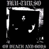 Atmospheric black metal from Finland Iku-Turso - Of Death and Gods DEMO (2015)