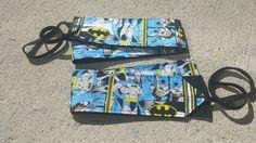 Batman Wrist Wraps