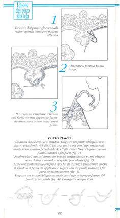 Scuola di pizzo di Cantù 97 (bolillos) - Blancaflor1 - Webové albumy programu Picasa