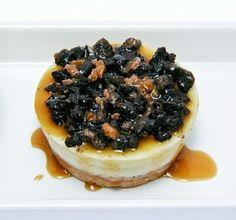 NY cheesecake with Greek yogurt!