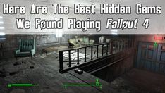 """""""Fallout Easter Eggs That Will Blow Your Mind Here Are 29 Of The Best Hidden Secrets In """"Fallout Are 29 Of The Best Hidden Secrets In """"Fallout Fallout 4 Secrets, Fallout 4 Tips, Fallout 4 Funny, Fallout Art, Fallout New Vegas, Video Game Memes, Video Games, Rick And Morty Season, Vault Tec"""
