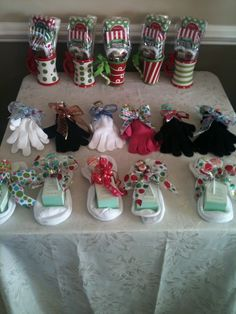 Great idea for a service project. Stocking stuffers ...from Mary Kay. www.marykay.com/aliciacordell