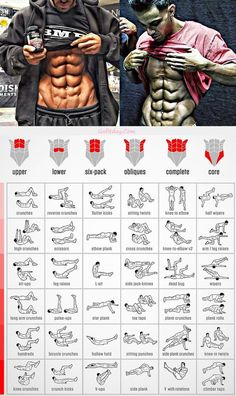 Abs And Cardio Workout, Home Workout Men, Gym Workouts For Men, Gym Workout Chart, Workout Plan For Men, Workout Routine For Men, Weight Training Workouts, Gym Workout For Beginners, Workout Programs For Men