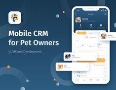 UI/UX/Interaction Design for Social Praying Mobile App on Behance Mobile App Ui, Mobile App Design, Health App, Pet Health, Dashboard Design, Ui Design, Tracking App, App Design Inspiration, User Experience Design