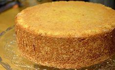 Ett enkelt recept på en luftig hög tårtbotten som du lyckas med gång på gång och går att frysa in om du vill baka den i förväg. No Bake Cheesecake, Fika, Sponge Cake, No Bake Cake, Cornbread, Vanilla Cake, Tart, Food To Make, Sweets