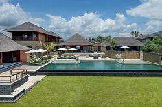 Villa Bayu Gita Beachfront Pool