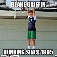 Ahhh, Blake Griffin :)