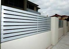 Αποτέλεσμα εικόνας για modern fences