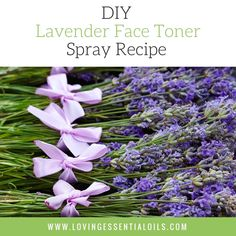 Do you use a facial toners in your skincare regimen? Our DIY face toner recipe with lavender essential oil helps cleanse, restore balance and refresh the skin.