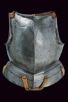 A breast-plate, Germany, mid 16th century.