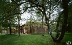 AD Visits: Willem de Kooning | Architectural Digest