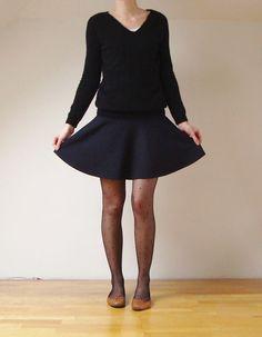 La jupe Odéon : patron à 4,50€