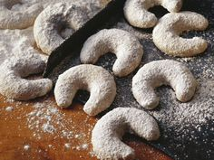 Vanillekipferl - smarter - Kalorien: 72 Kcal - Zeit: 40 Min. | eatsmarter.de