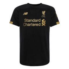 5508c5a315f 19-20 Liverpool Goalkeeper Black Soccer Jerseys Shirt