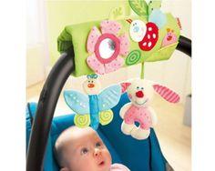 Chocalho de pano para bebê Deixe o carrinho ou a cadeirinha do seu bebê bem funcional e atrativo para seu bebê. Marca: Haba Cor:Verde, Multicolor Sexo:Unissex Faixa etária:0-12 meses ,13-24 Meses, <3 anos Material:Pano Características:Soft, enchidos Forma:Planta R$ 80,00