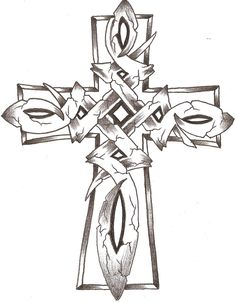 Cross Coloring Pages | Celtic Stone Cross by ~TheLob on deviantART