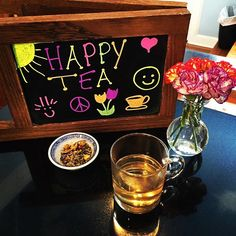 Our Happy Tea won at #MidwestTeaFest in 2015.  You should try it - with over 20 ingredients, you'll be surprised at how it makes you feel. #teamarket