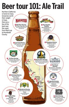 Are You A Beer Enthusiast If So And You Re Traveling To San Francisco In The Near Future Here Are 15 Breweries You Must Add To Your Tasting List