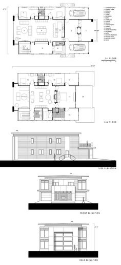 Container Home Design-not sure about the separate garage.