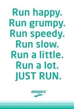 Run Happy   Running Inspiration from Brooks Running