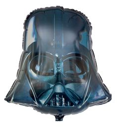 Star Wars Ballon Darth Vader Maske #StarWars #Heliumballon #DarthVader