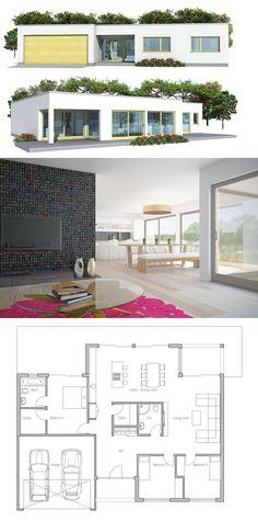 THIS. <3 Plan de Maison