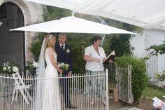 Such a pretty wedding.