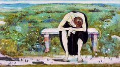 Ferdinand Hodler - Enttäuschte Seele