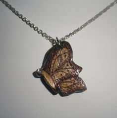 Collana con farfalla, by Atelier La Rosa Blu, 15,00 € su misshobby.com