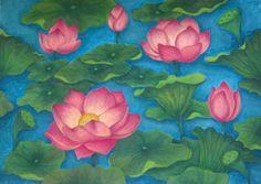 Soul Flower Dry Pastel