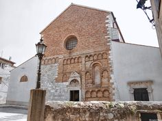 St.Mary's cathedral in old town Senj