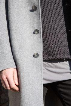 coat / Acne Studiosjumper / Filippa Kshirt / Thom Kromjeans / Acne Studios Acne Studios, Jumper, Stylish, Coat, Jeans, Sweaters, Shirts, Fashion, Gowns