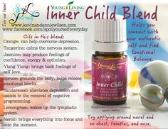 Young Living Inner Child Essential Oil. Purchase here: www.theoildropper.com/debchausky FREE book with enrollment!