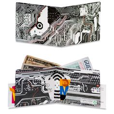 Mighty Wallet, Playing Cards, Playing Card Games, Game Cards, Playing Card