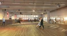 Eventlocation Tanzwerk101 - Eventlocation in Zürich #Loft Basketball Court, Loft, Cordial, Lofts, Attic Rooms, Attic, Mezzanine