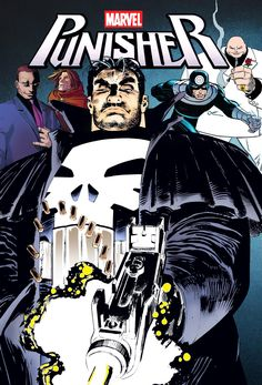 When the mob killed his family, Frank Castle went to a war. He became the vengeance-seeking scourge vigilante of the underworld called The Punisher.