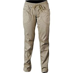 Features of the La Sportiva Women's Todra Pant 2 back pockets 2 front pockets Articulated knee Integrated waist regulation Climbing Shoes, Taupe, Pants For Women, Khaki Pants, Sport, Medium, Fashion, Beige, Moda