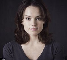 Newcomer: Virtual unknown Daisy Ridley has been cast as the female lead for Star Wars VII... http://dailym.ai/1mXrFwn#i-ac970e82