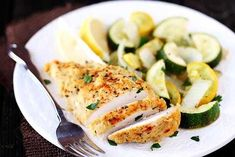 healthy advocare recipes - hummus crusted chicken by gimme some oven Easy Baked Chicken, Baked Chicken Recipes, Advocare Recipes, Healthy Recipes, Hummus Crusted Chicken, Marinated Chicken, Roasted Chicken, Best Post Workout Food, Comidas Paleo
