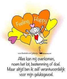 Feeling Happy - Jabbertje