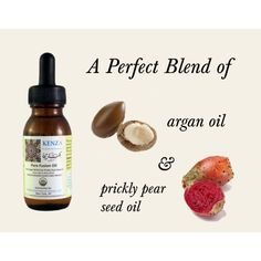 Kenza Pure Fusion Oil is a perfect blend of argan oil and prickly pear seed oil. The oil contains high levels of vitamin E, Omega 6, and Omega 9, and helps even out skin tone, smooth out wrinkles, and diminish sun spots. Enter our giveaway on nibella.net for a chance to win a bottle! #arganoil #greenbeauty #cleanbeauty
