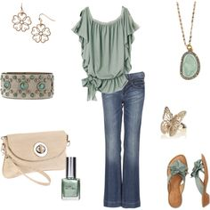 Pretty Everday, created by shirell on Polyvore