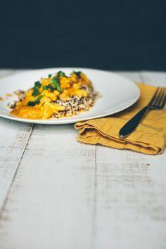 Butter Chicken / FoodLovesWriting.com