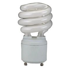 Royal Pacific GU24 Compact Fluorescent Light Bulb Wattage: 13W