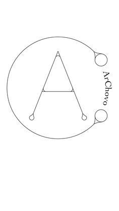 Il mio nuovo logotype #archovo